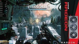 Titan Fall 2 Max Settings 3440x1440 21:9 | Radeon VII | i7 8700K 5.2GHz