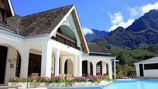 Top10 Recommended Hotels in Cilaos, Reunion, Africa