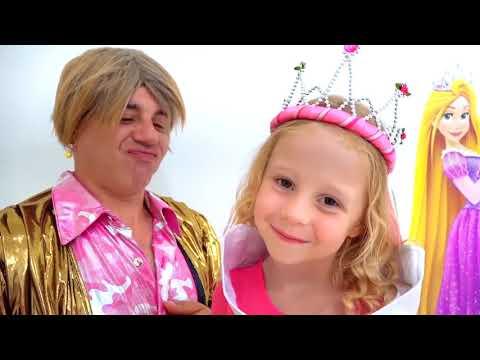 Stacy Geht Zum Schönheitssalon Der Prinzessin
