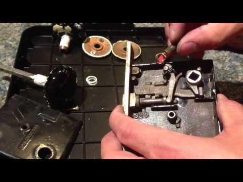 door latch spring repair 3