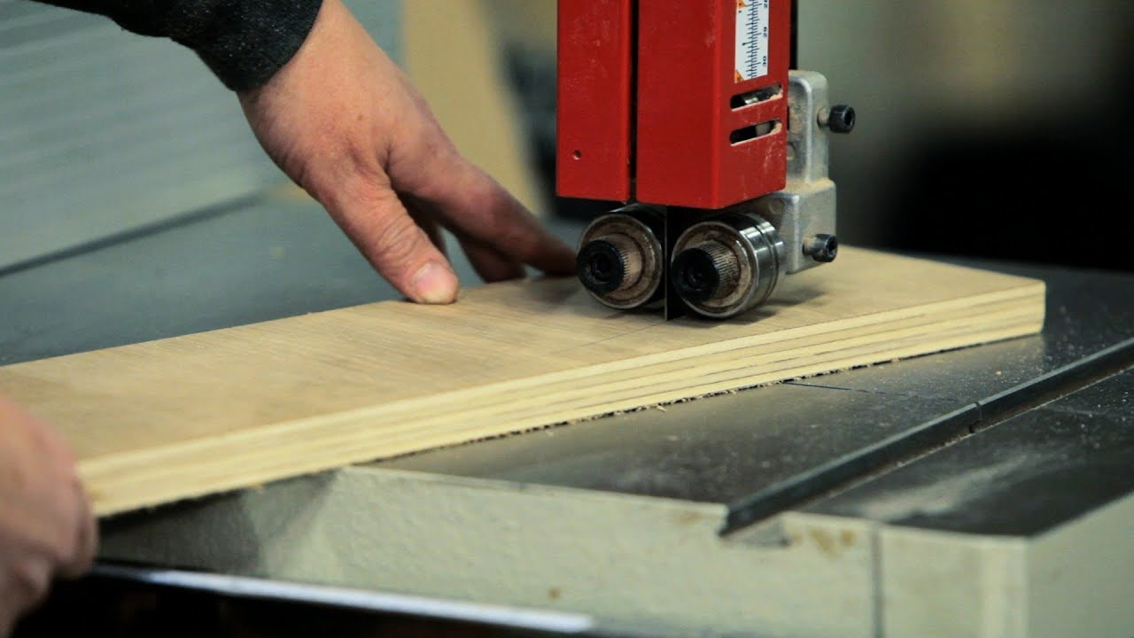 Basic Woodworking Machinery Woodworking Youtube
