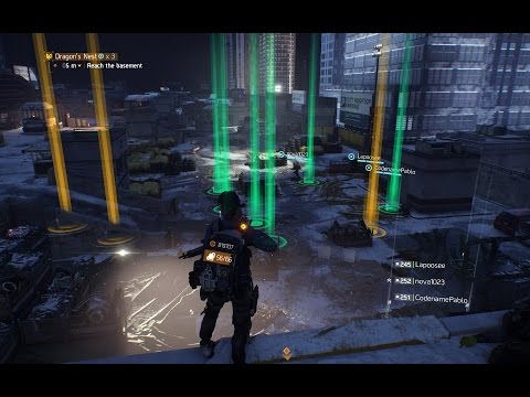 THE DIVISION GRIND TO LEVEL 99! AND SEARCHING FOR NEW LOOT
