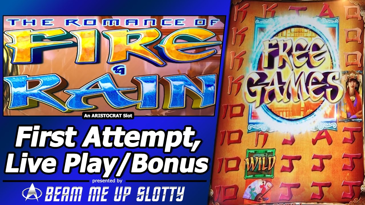 The Romance of Fire & Rain 2 Slot - Play Online for Free Now