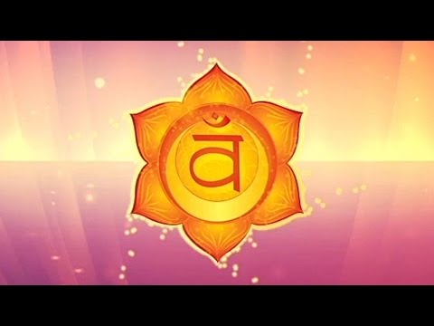 HEAL SACRAL CHAKRA with Tibetan Singing Bowls | Chakra Healing Meditation Music