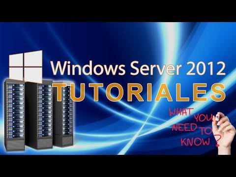 Introducción a Windows Server 2012 e Hyper-V 3.0