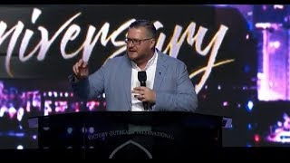 World Conference 2017 - Pastor Paul Lloyd / Pastor Joe Cotinola