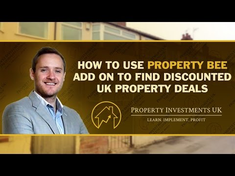 How To Use Property Bee To Find Discounted Property Deals On Rightmove
