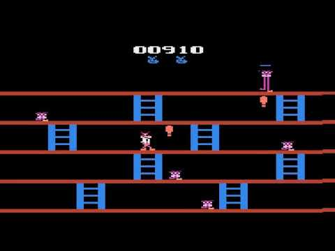 Bubsy: Kitt'N Kaboodle - hack for Atari 8-bit computers