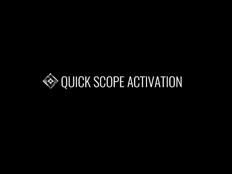 Quick Scope Mod Activation Instruction - Xbox One Modded Controller - ModdedZone.com