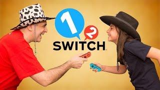 Duelo mortal en 1,2 Switch