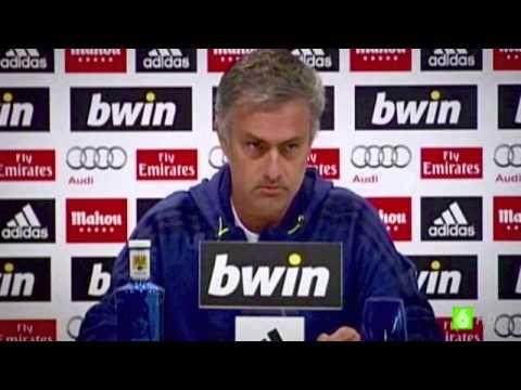 O Papelito de Mourinho
