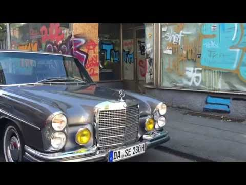Mercedes Benz W108 280 SE 3 5 - Tuning - Stance - Bagged
