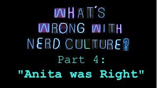 """Baixar What's Wrong with Nerd Culture, Part 4: """"Anita was Right"""""""
