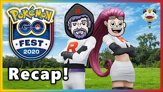 Two friends embark on their most daring adventure yet — shiny checking, legendary raiding, and special trades oh my! This is Pokemon GO Fest 2020: Charlotte edition!
