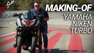 MAKING-OF : Yamaha Niken Turbo