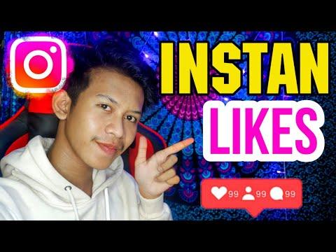 Cara Menambah Likes Di Instagram 10K