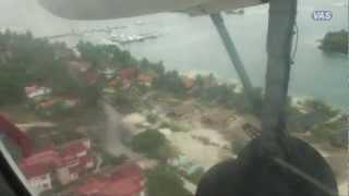 Vuelo desde Varadero a Cayo Largo del Sur, Cuba