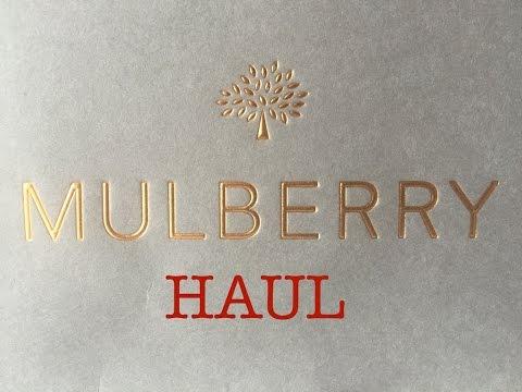 Haul - Mulberry + Olivia Burton // jenniferthemakeupartist