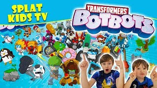 Transformers BotBots Series 1 New Product Reveal