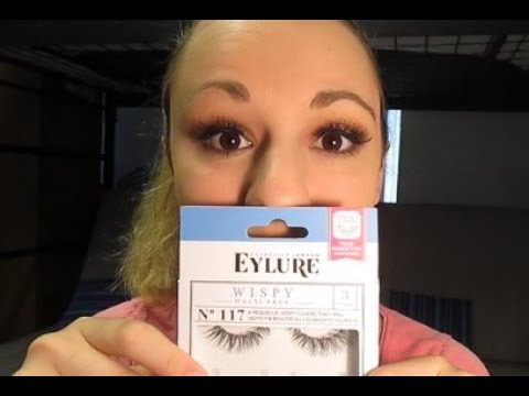 02a0e0f73d1 HOW TO Apply False Lashes!!! - YouTube