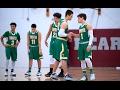 Tumwater vs Centralia Boys Playoff Basketball