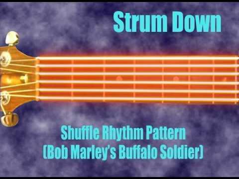 Bob Marleys Buffalo Soldier Rhythm Pattern Youtube