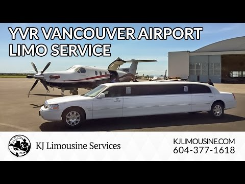 Vancouver Airport Limo - 604-377-1618