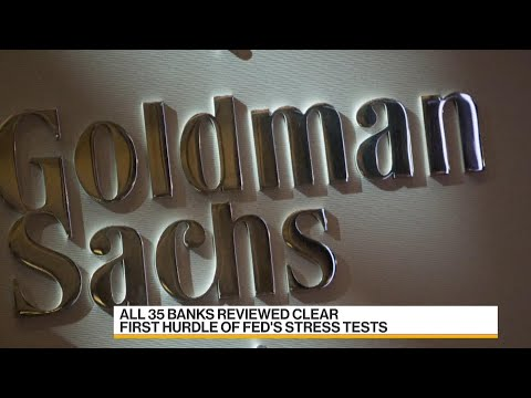 Goldman in Spotlight as All 35 Banks Clear First Stress Test Hurdle