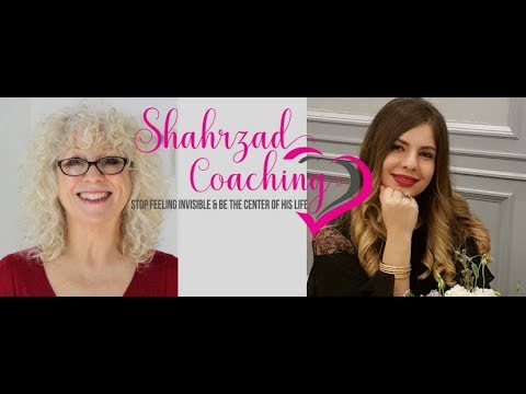 Stop Feeling Invisible With Shahrzad & Rori Raye Webinar