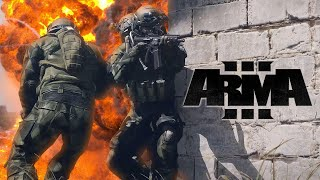 Explosiver Hinterhalt in Arma 3: Apex