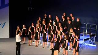 Tell me there´s a heaven  Coro Hungria  Torrevieja 21 7 2014