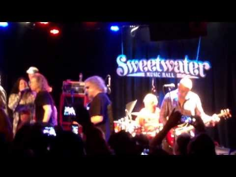 2/12/14 Sweetwater Music Hall / Sammy Hagar / Jack Blades / Jesse Harms / the Wabos / Billy Sheehan