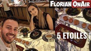 Je mange avec CLARA MORGANE dans un HOTEL de LUXE! - VLOG #723