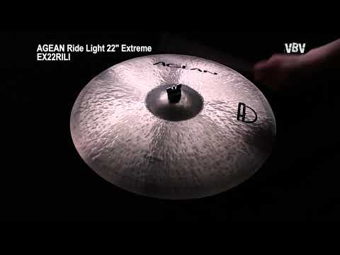 "Ride Light 22"" Extreme Video"