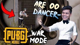 FUNNY MOMENTS IN PUBG MOBILE WAR MODE