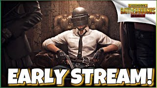 EARLY STREAM  VIEWERS SQUADS!   PUBG MOBILE!