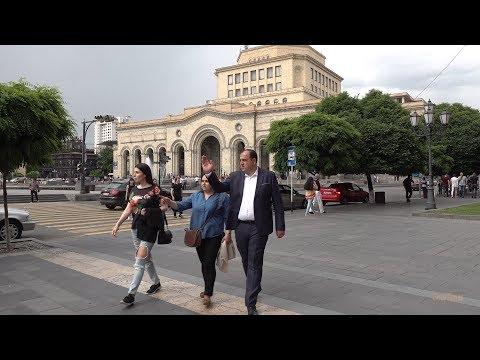 Прогулка по Еревану - Армения Сегодня