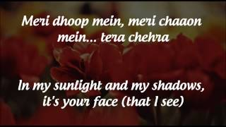 tu hi rab tu hi dua lyrics english translation dangerous ishq 2012