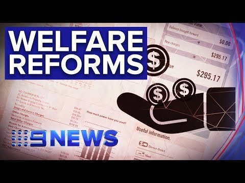 Govt could take rent and utilities straight out of welfare payments | Nine News Australia