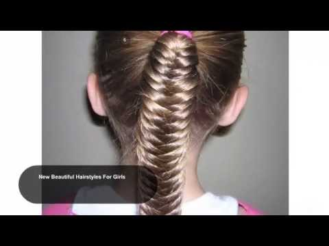 Girls Hairstyles How To Make Beautiful Hairstyles For Girls Youtube
