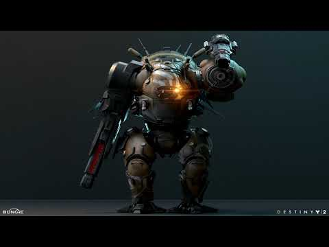 Insurrection Prime Theme Phase 2 - Scourge of the Past Raid - Destiny 2: Black Armory