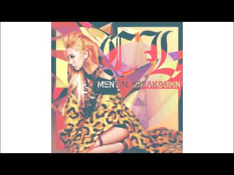 "2NE1 (CL) MTBD ""Mental Breakdown"" Instrumental (Rap Cut)"