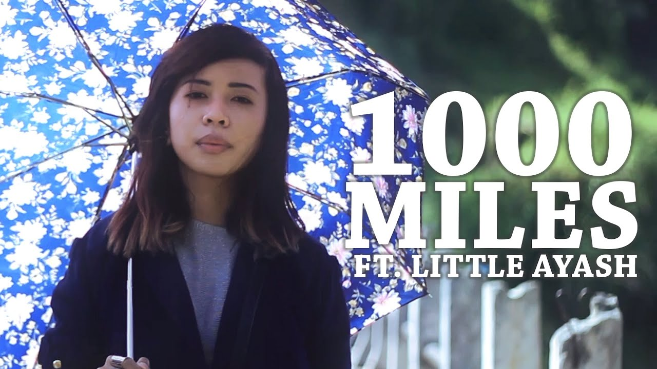 DIRTY GLASS - 1000 Miles (feat Little Ayash) Chords - Chordify