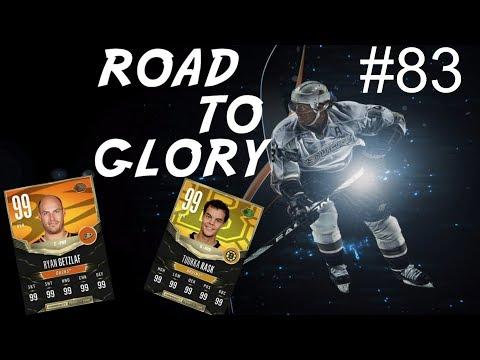 TEAM UPDATE-  ROAD TO GLORY Ep 83  NHL 18 Ultimate Team
