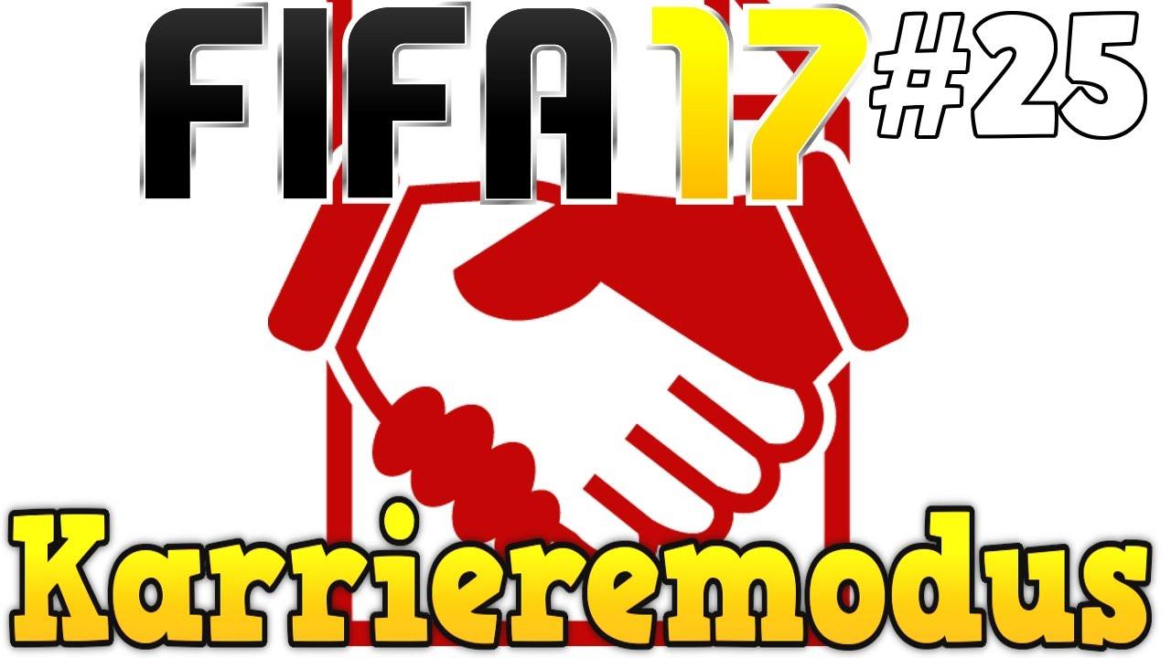 Fifa 17 Karrieremodus Auslaufende Verträge