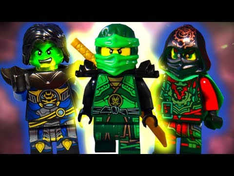 LEGO NINJAGO THE MOVIE - HANDS OF TIME PART 1 - 6 COMPLETE SEASON streaming vf