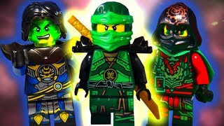 LEGO NINJAGO THE MOVIE - HANDS OF TIME PART 1 - 6 COMPLETE SEASON