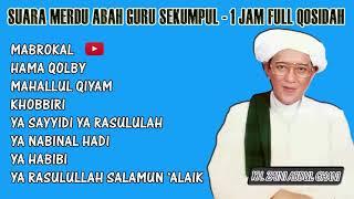 1 JAM NONSTOP SYAIR MAULID ALHABSY Suara Merdu Abah Guru Sekumpul