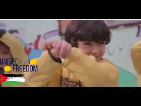 Support Palestinian children in their call for the Freedom of Palestine