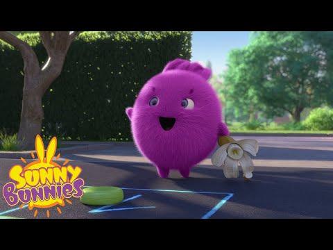 SUNNY BUNNIES - Fun in the Playground | Season 4 | Cartoons for Children